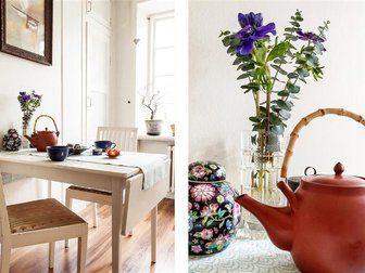 Bilder, Kök/matplats, Vitt, Matbord - Hemnet Inspiration