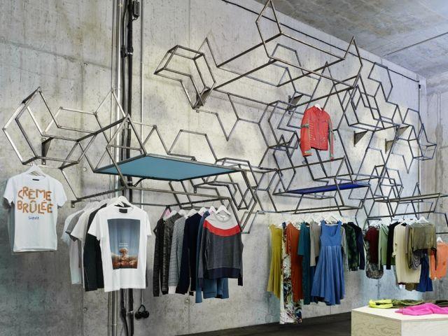Stoffsüchtig Store by Holger Berg - News - Frameweb