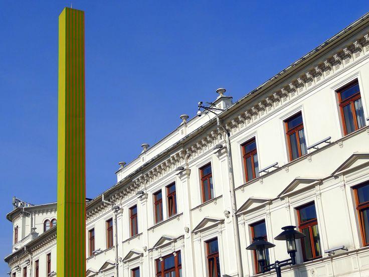 Ulica Krakowskie Przedmieście, Lublin | Krakowskie Przedmiescie Street, Lublin