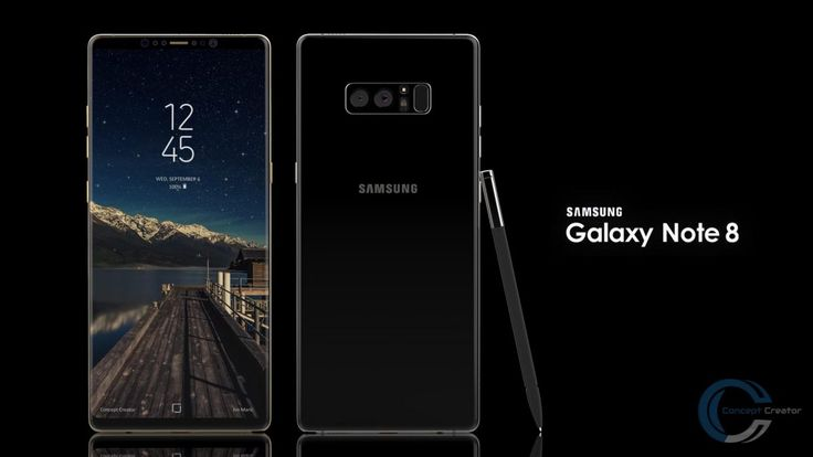 Samsung has officially promoted its new Galaxy Note 8...