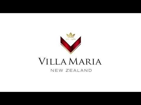 Villa Maria Logo Evolution Video