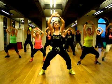 Nene Malo - Traketeo Zumba with Monika Małecka - YouTube