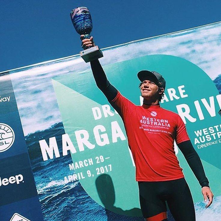 Drug aware Margaret River pro 2017 Australia champ❤