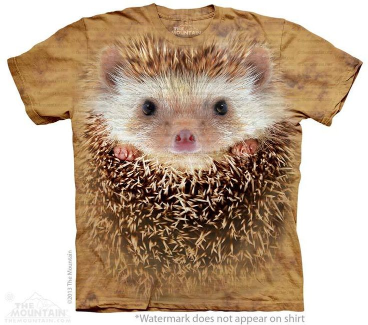 Hedgehog T-Shirt - 30% DISCOUNT ON ALL ITEMS - USE CODE: CYBER  #Cybermonday #cyber #discount