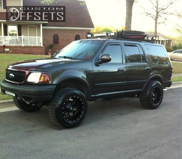 Wheel Offset 1999 Ford Expedition Aggressive 1 Outside ... | 612 x 535 jpeg 61kB