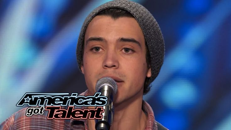 Miguel Dakota: Audience Swoons Over Singer's Alex Clare Cover - America's Got Talent 2014...
