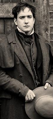 Matthew Macfadyen as Arthur Clenham on Little Dorrit. Not a movie, but a fabulous mini series....Really wonderful!