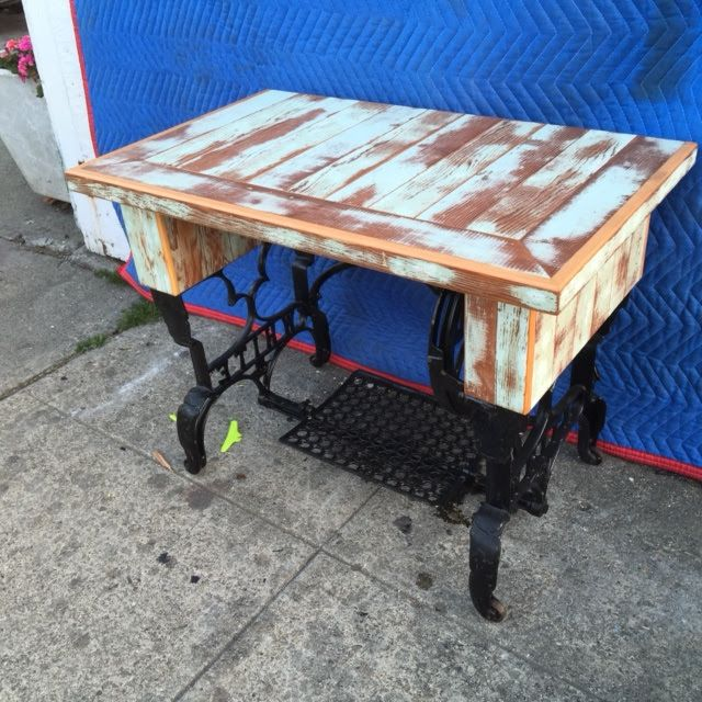 Furniture Made From Architectural And Industrial Salvage