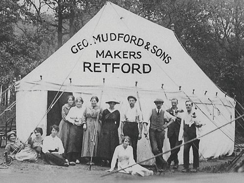 Mudford Marquees :: Company