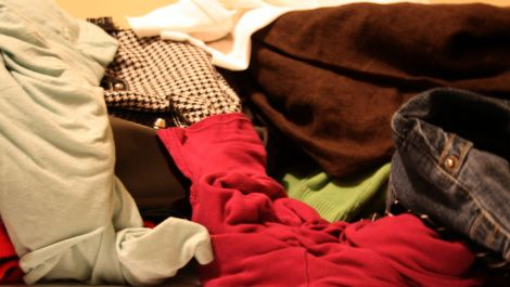 San Francisco puts textile recycling bins in apartments | Grist