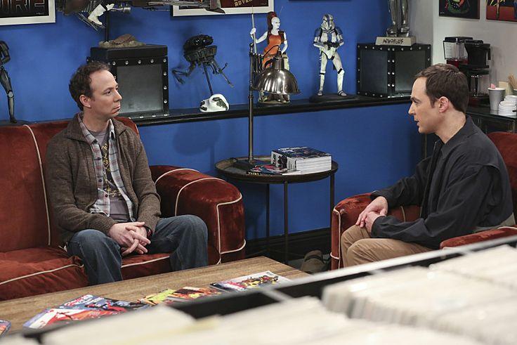 """The Big Bang Theory 9×13, """"The Empathy Optimization"""""""
