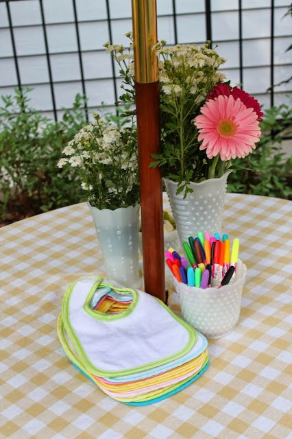 Elizabeth & Co.: A Vintage Inspired Garden Baby Shower