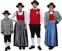 Trajes Tipicos y tradicionales del mundo: trajes tipicos de Alemania y Francia