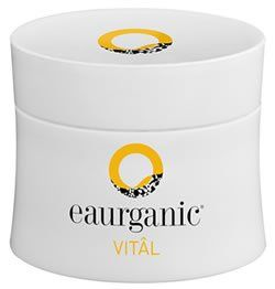Eaurganic Moisturizer Face Cream, 100% Natural, Certified Organic