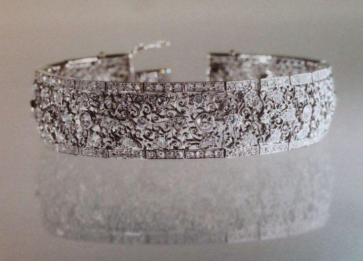 Bracelet by Petochi. 1910