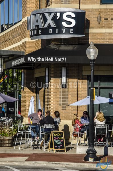 Max's Wine Dive. new and popular.   West Village Dallas in Uptown Dallas More photos available at: #WestVillageDallas