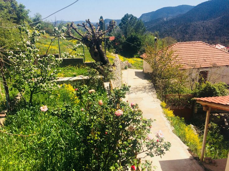Paleochori Village, Leonidio