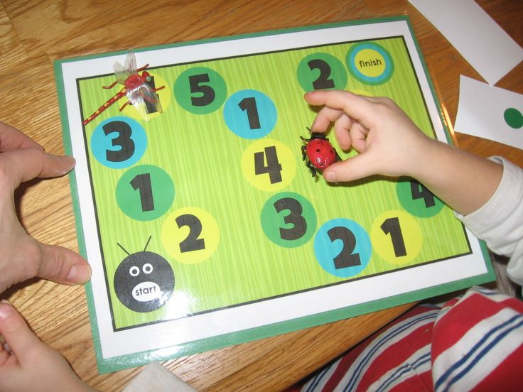Buggy Board Game - a first board game for preschoolers ...