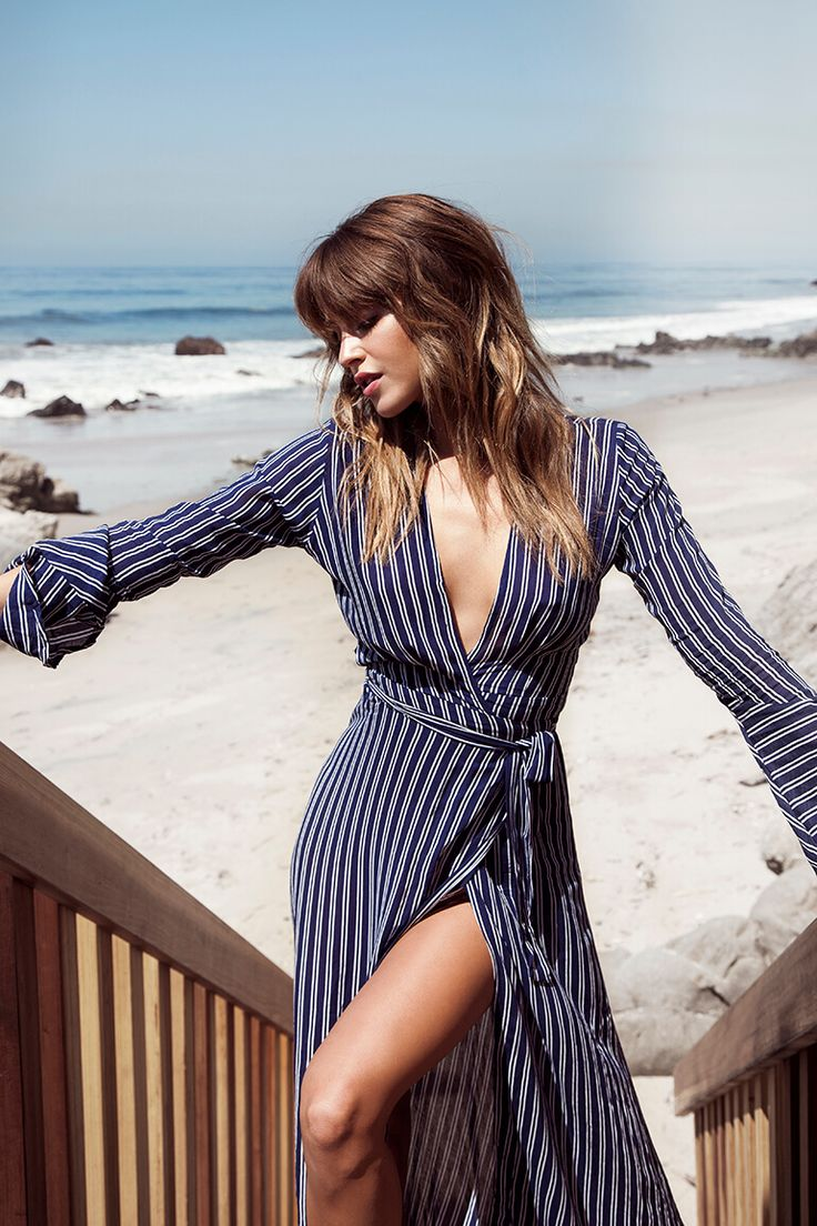 LA based clothing boutique Largo Drive has all of the free-spirited looks you need for summer from flow dresses to bikinis and onepiece swimsuits.