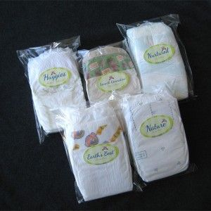 What an awesome idea...diaper sample packs for new moms!