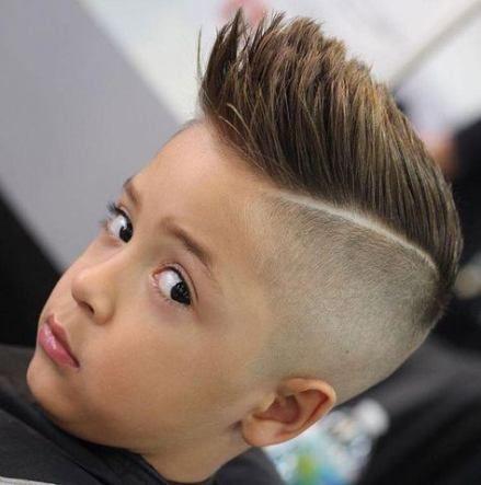 23 trendy haircut boys kids faux hawk  boys haircuts