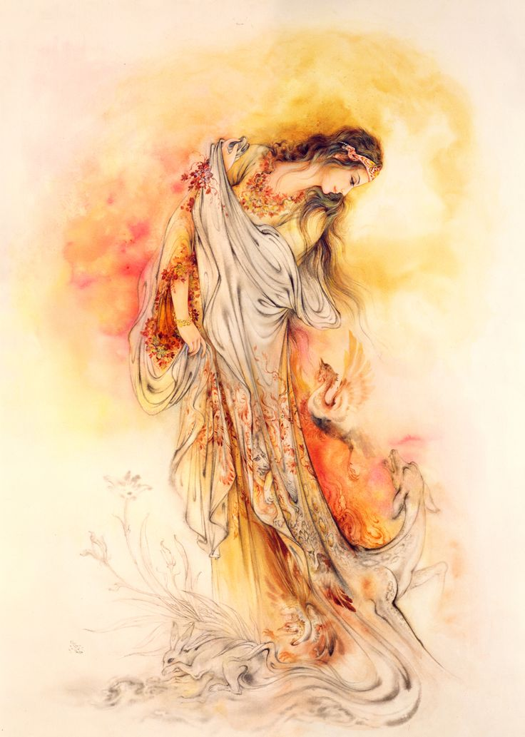 By master Mahmoud Farshchian