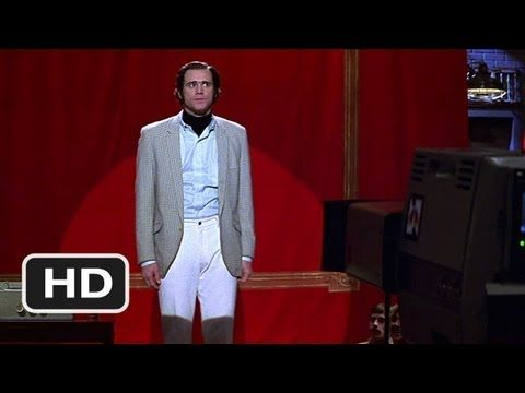 Man on the Moon is a 1999 American biographical film about the American entertainer Andy Kaufman, starring Jim Carrey. The film was directed by Miloš Forman and also features Courtney Love, Paul Giamatti and Danny DeVito. DeVito worked with Kaufman on the Taxi television series, and other members of that show's cast, including Marilu Henner, Judd Hirsch, Christopher Lloyd and Jeff Conaway, make cameo appearances in the film, playing themselves.