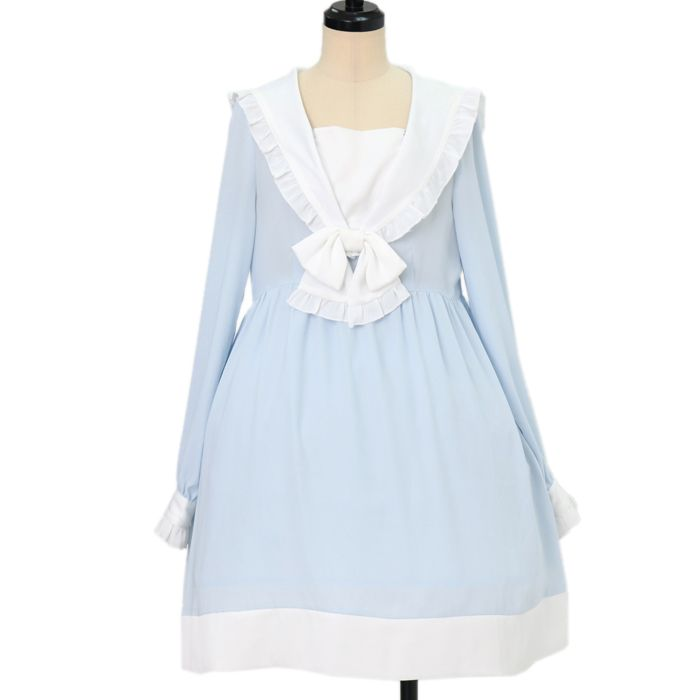 Nile Perch ☆ ·. . · ° ☆ Sailor Dress https://www.wunderwelt.jp/products/%EF%BD%97-14362  IOS application ☆ Alice Holic ☆ release Japanese: https://aliceholic.com/ English: http://en.aliceholic.com/