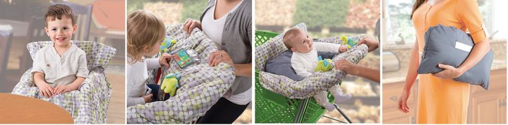 Universal Baby High Chair Cover