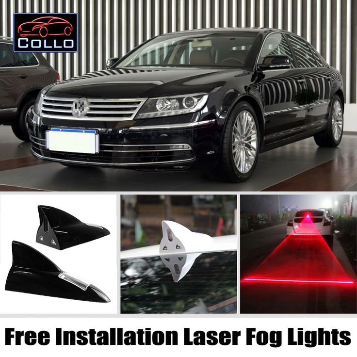 33.62$  Buy here - http://ai2yg.worlditems.win/all/product.php?id=32683423924 - Free Installation Solar Energy Shark Fin Laser Fog Lamp / For Volkswagen Phaeton / DIY Car Decoration LED Warning Lights