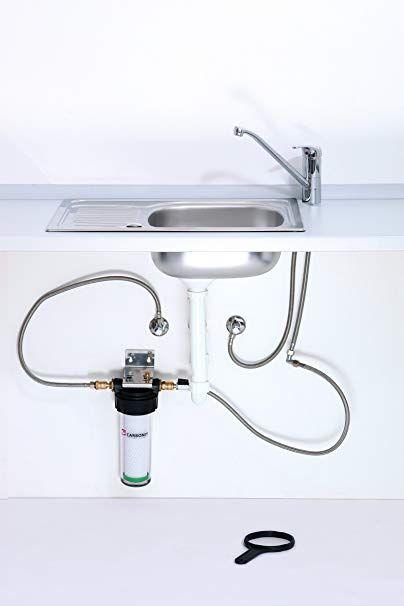 Carbonit Wasserfilter Vario Hp Kuche Untertischgerat Mit Tuv