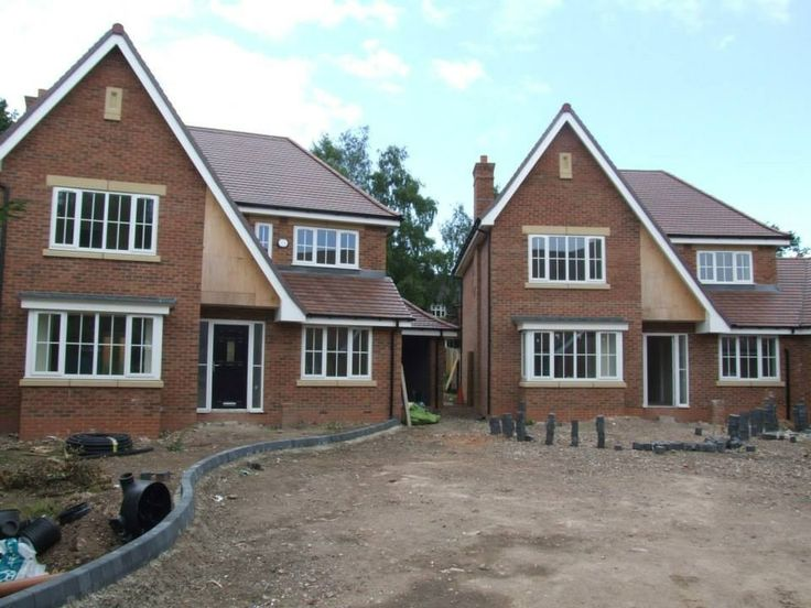 Ongoing Projects Here At Belwell Developments 3no 5 Bedroom Detached Houses In Sutton Coldfield