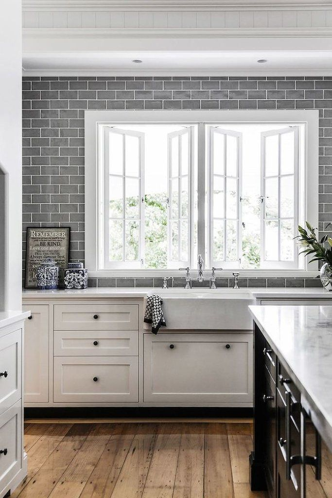 Grey In The Kitchen No 12 Kitchen Cabinet Design Home Kitchens