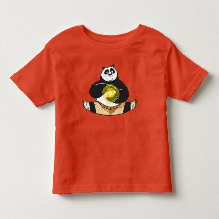 Po Ping Doing the Splits Toddler T-shirt - tap to personalize and get yours