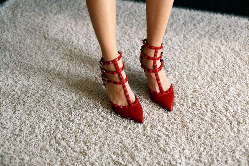1000+ Images About Valentino Shoes On Pinterest