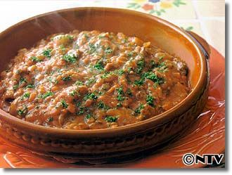 冬のフランス料理の定番といったらこれしかない! 「牛すじ肉とレンズ豆の煮込み 」のレシピを紹介!