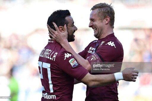 Fabio e kamil TORINO FC♡♡♡5 Doria 1