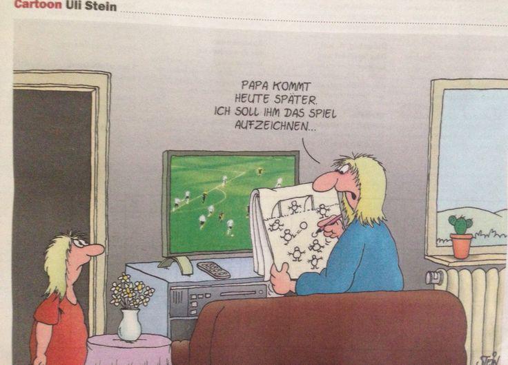 Fussball aufzeichnen