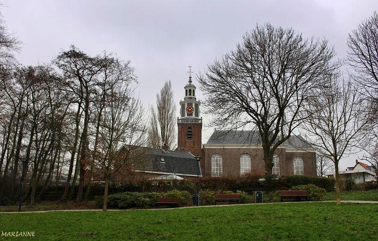 Wilhelminapark - Oude kerk