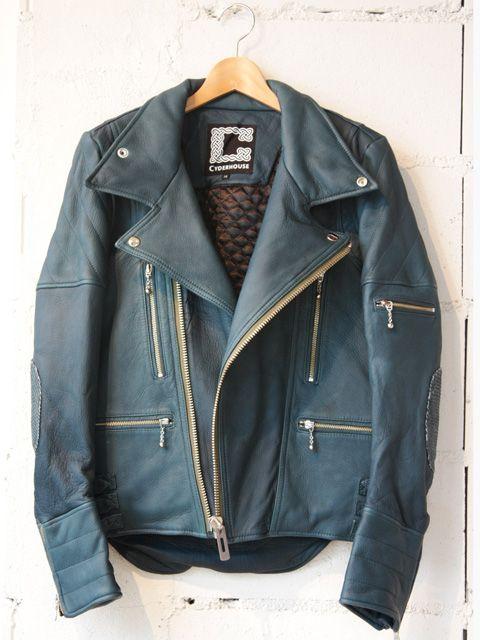 Cyderhouse Deerskin Riders Jacket