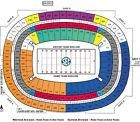 Ticket  4 Tickets  2016 SEC Championship Game Georgia Dome 12/03/16 Upper Level Row 2 #deals_us