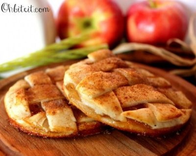 would love to try! apple cookies