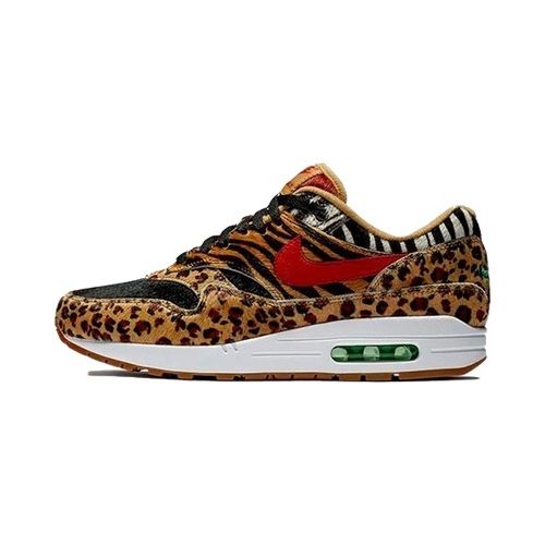 The Nike x ATMOS Air Max 1 DLX Beast AQ0928-700 will be available in