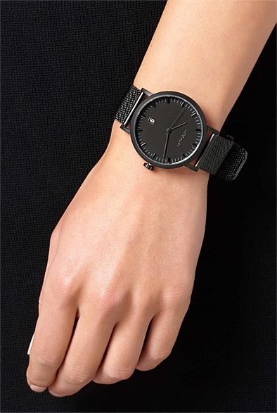 Willow Mesh Watch