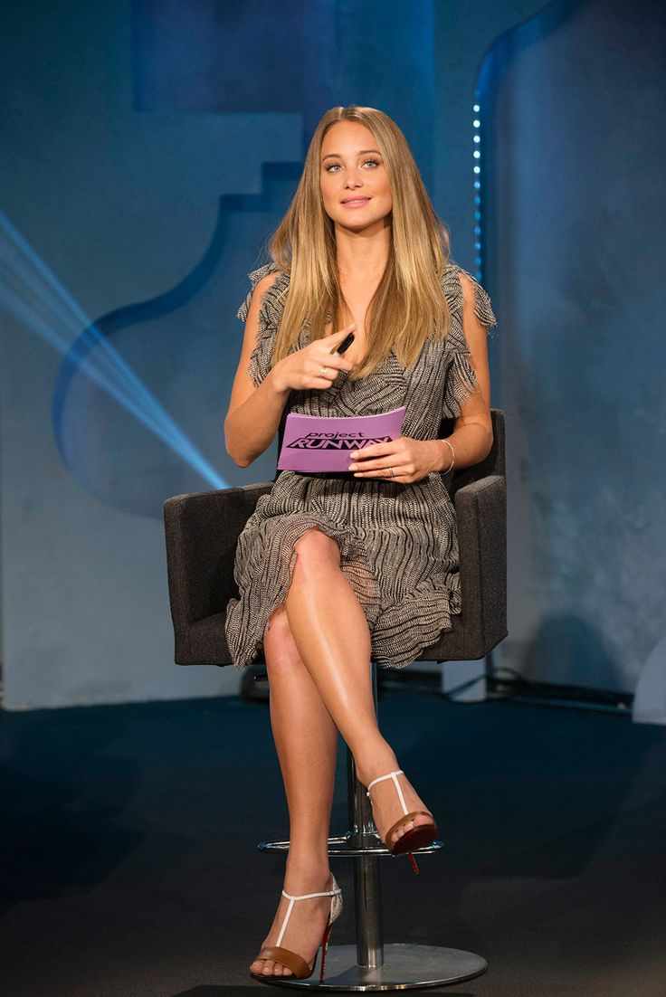 Hannah Davis takes a look at the designers' outfits this ...
