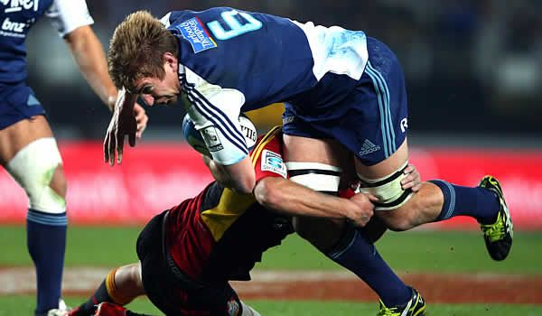 Blues flanker Barrett suspended for two weeks. (Super Rugby News from SuperXV Rugby)