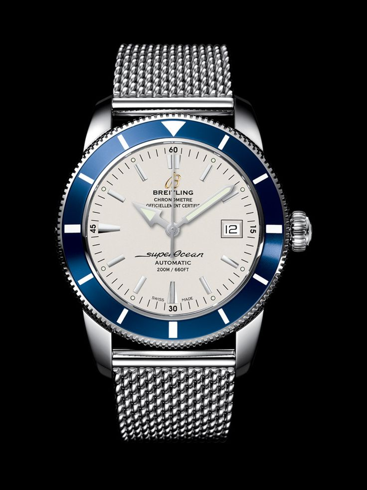 SUPEROCEAN HÉRITAGE 42 - Superocean Héritage 42 - Superocean Héritage - Versions - Models - BREITLING | INSTRUMENTS FOR PROFESSIONALS™