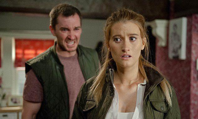 Debbie Dingle is left horrified when Pete confesses to killing Ross