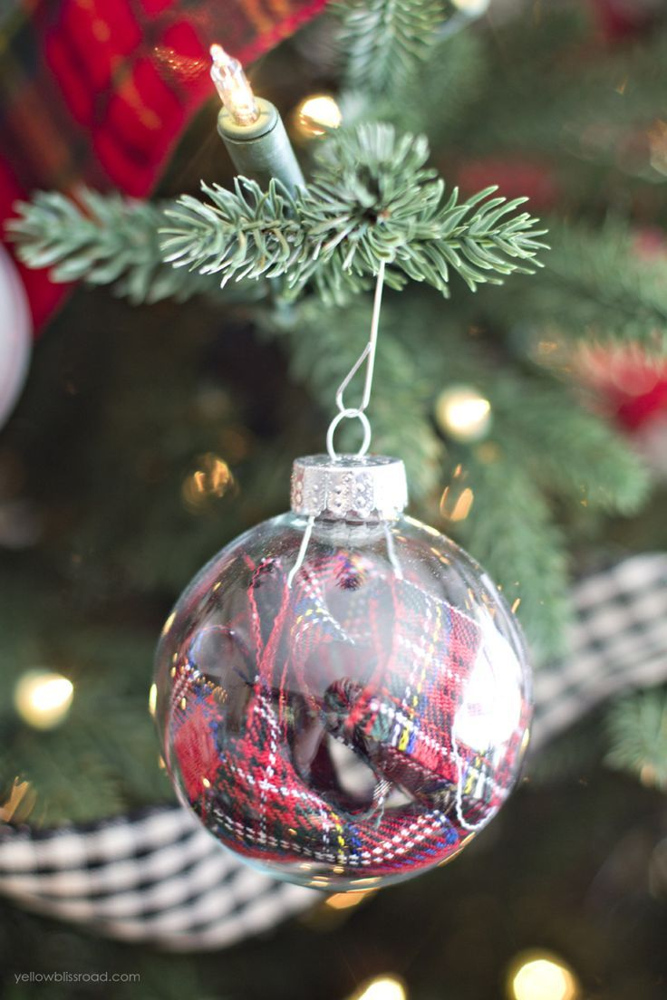 Christmas home tour 2015 ornament fabrics and holidays for Michaels christmas tree ornaments
