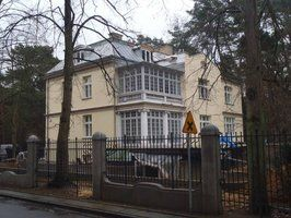 Pracownia PROART - Dom prywatny w Konstancinie 3